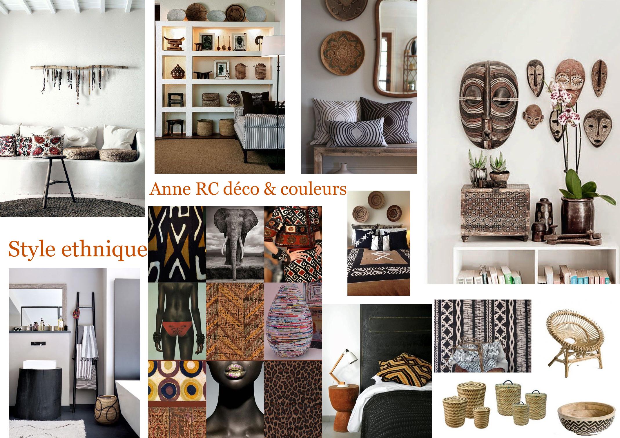 Style ethnique copier | déco  - Style Ethnique