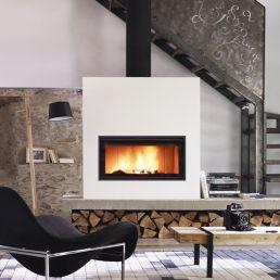 Comment transformer un poêle en cheminée