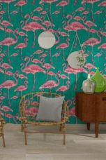 Ppiae peint Flamingo Beach