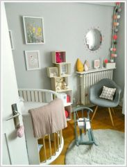 Petite chambre esprit scandinave