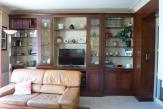Avant, grand canapé en cuir