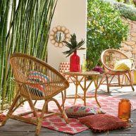 Salons de jardins | déco & couleurs