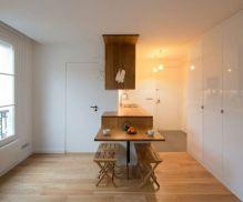 Un petit appartement parisien | déco & couleurs